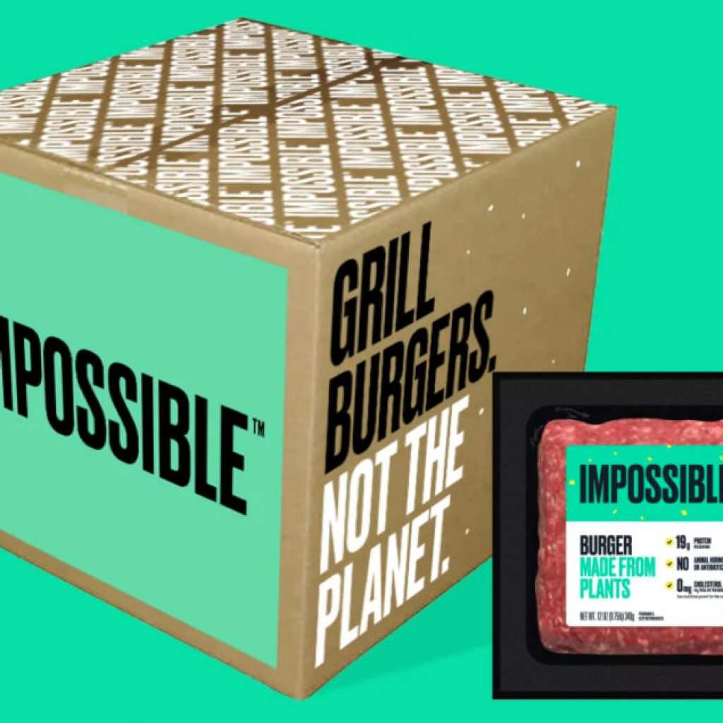 Impossible Foods to ramp up R&D team | 2020-10-21