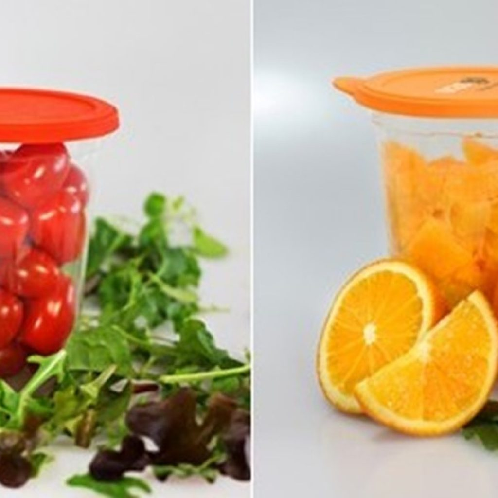 """""""We see opportunities for reusable lids in the convenience fruit segment"""""""