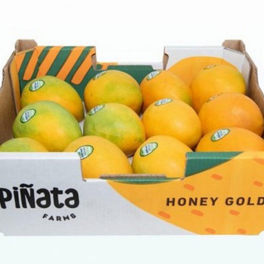 Honey Gold Mango gets a makeover