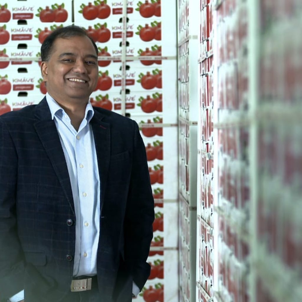 An Exclusive Interview with Pankaj Khandelwal, Chairman and Managing Director of INI Farms