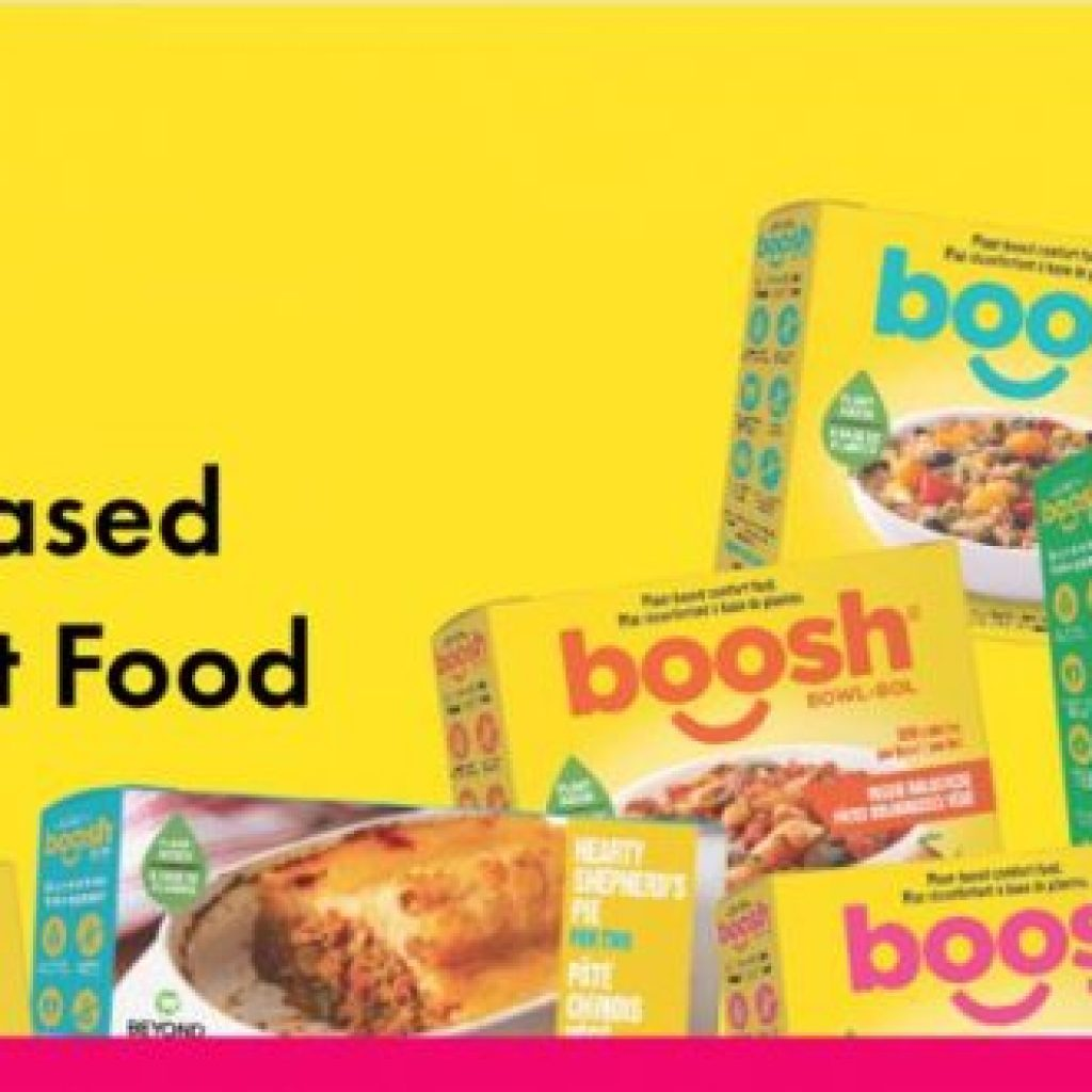 Award Winning Boosh Food Expands To Larger, Multipurpose HQ