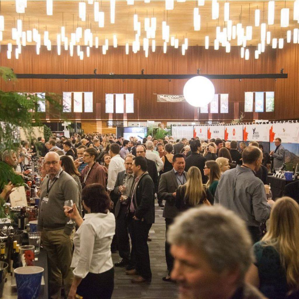 Anthony Gismondi: A wine festival for cohorts