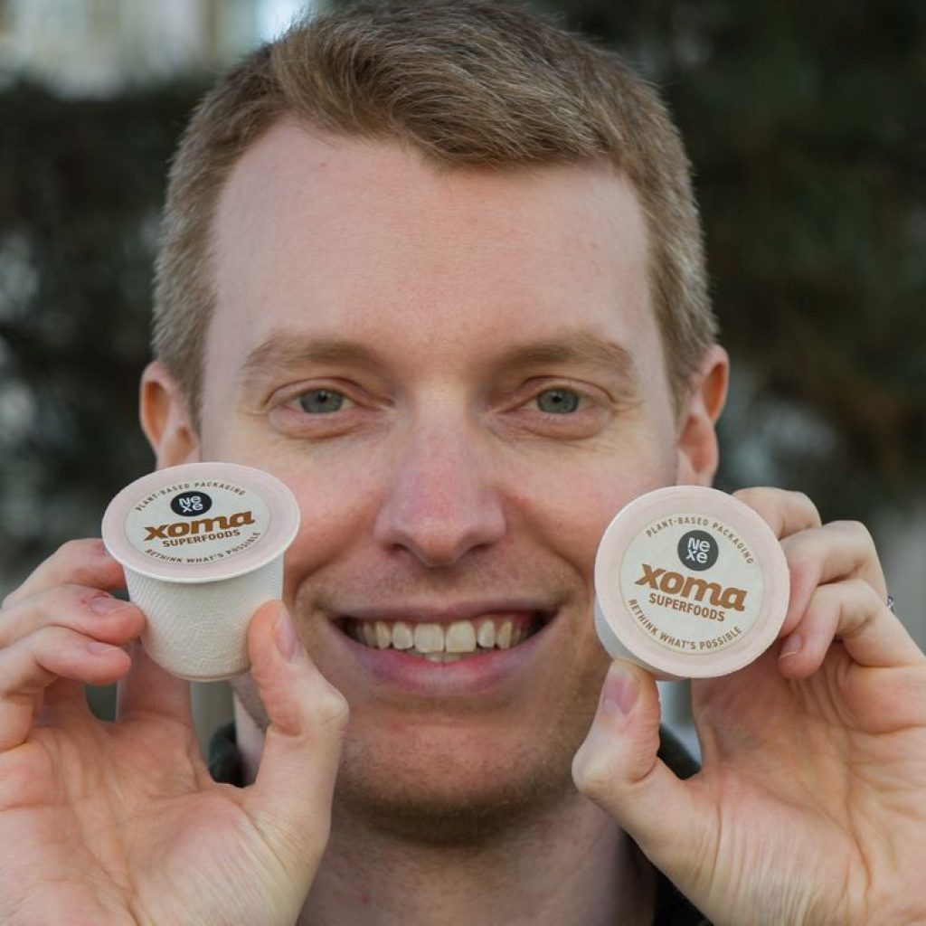 UBC researcher develops a better compostable coffee pod