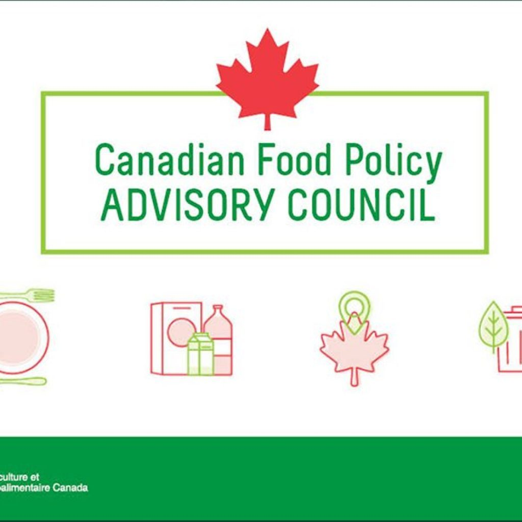 Canada's food policy gets advisory panel