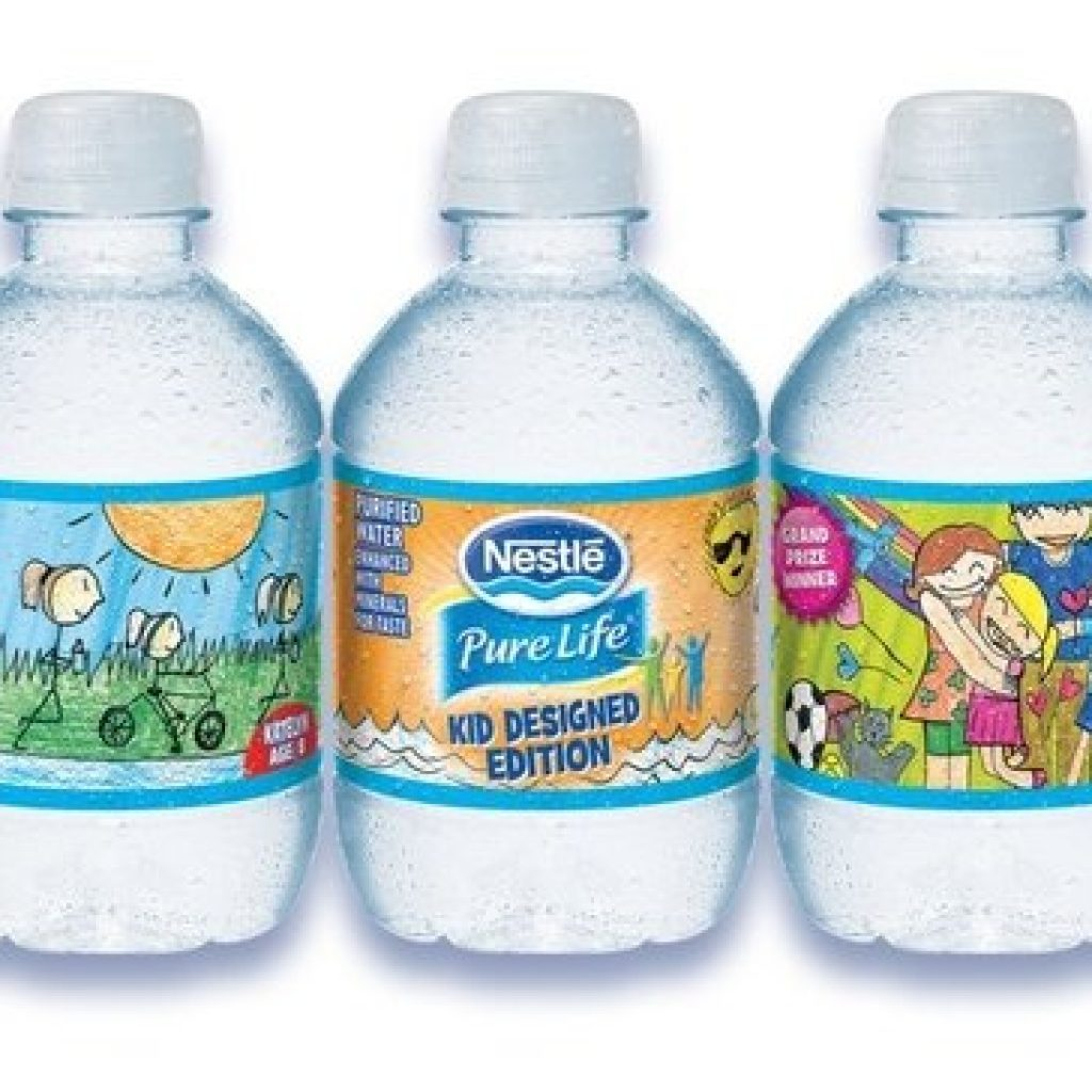 Nestlé sells North American bottled water business for $4.3B