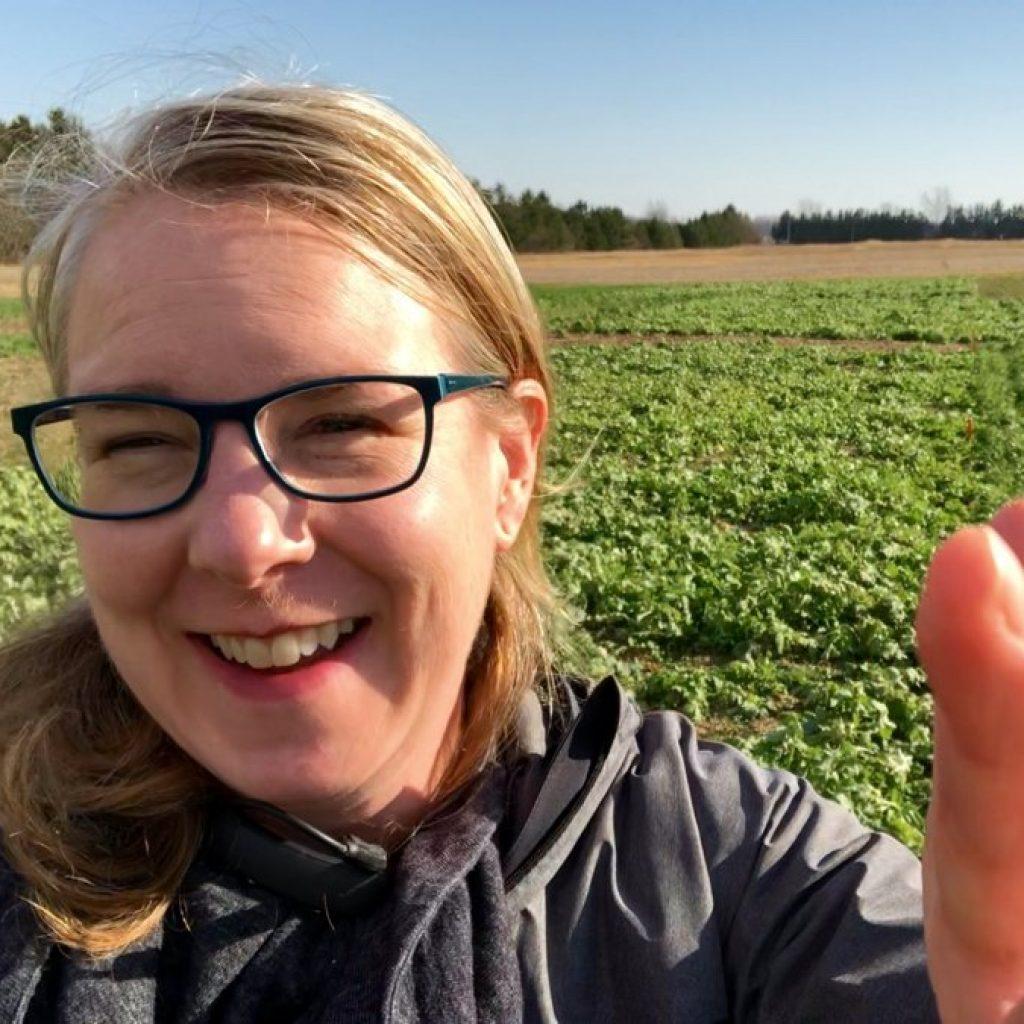 Van Eerd, Denotter honoured with OSCIA Soil Champion Award