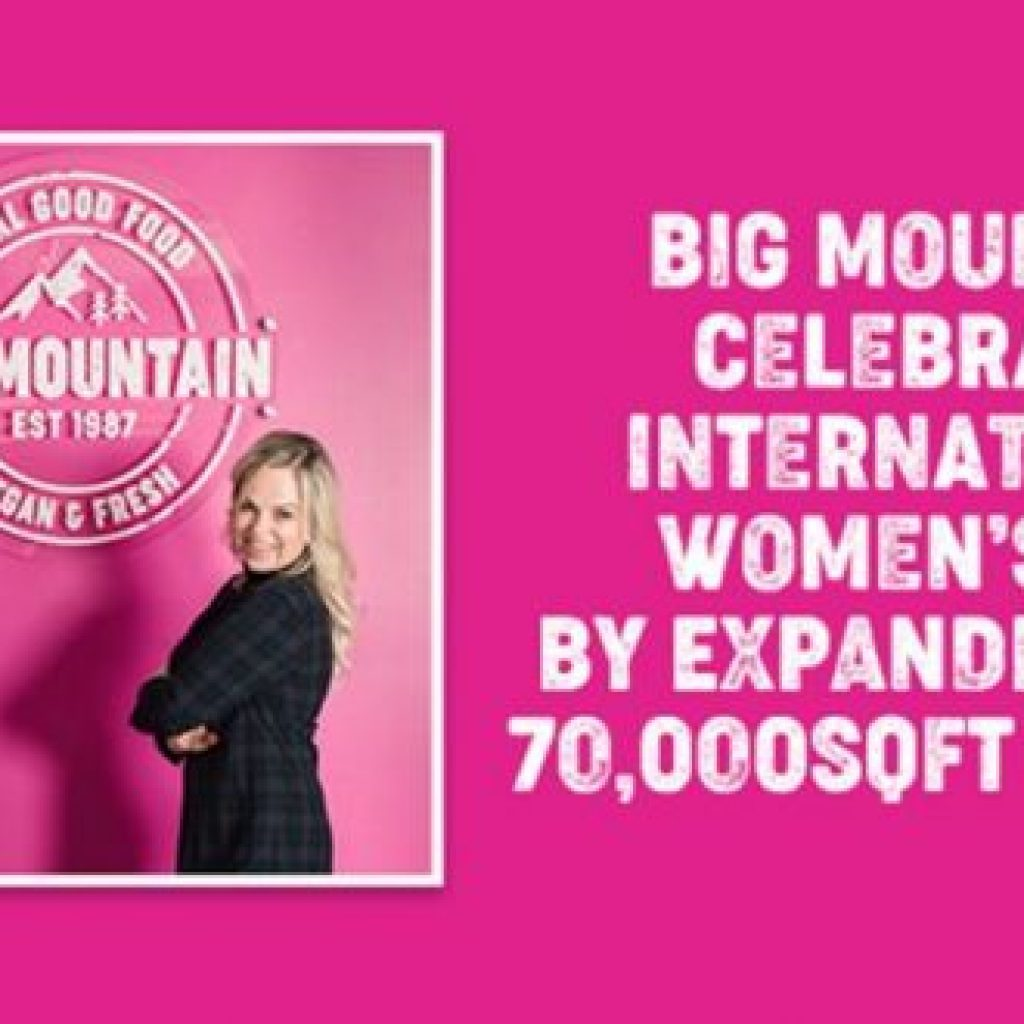 Mother-daughter's Big Mountain Foods expands into 70,000 sq. ft. facility with aim to make plant-based food more accessible
