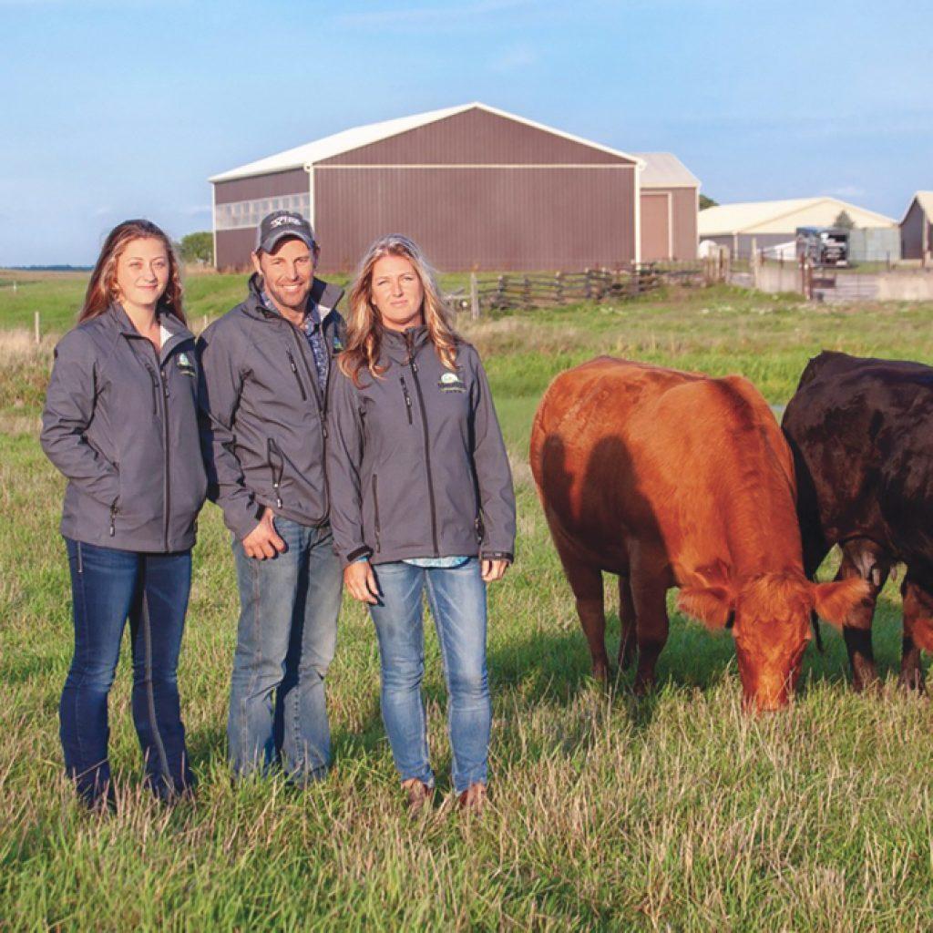 Pembale Farms takes home TESA for environmental stewardship