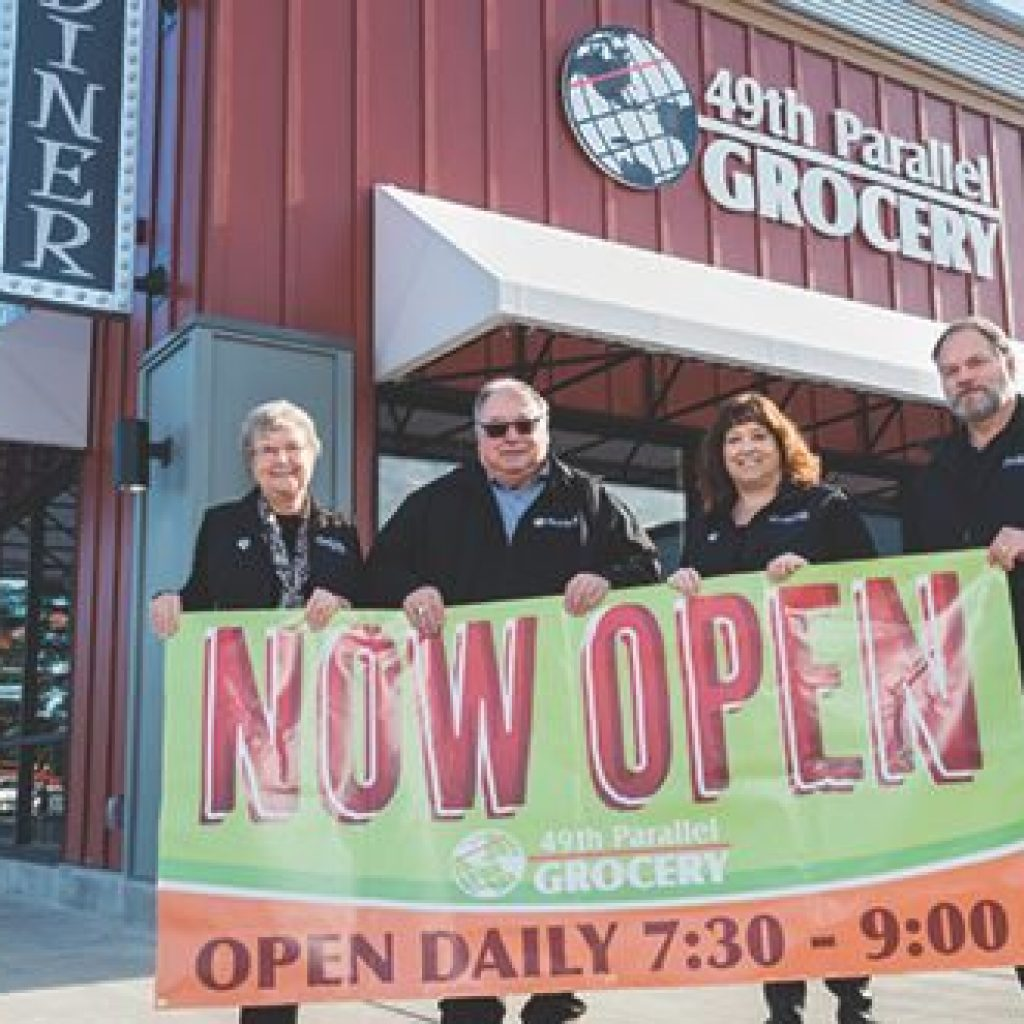 49th Parallel Grocery Growth and Change