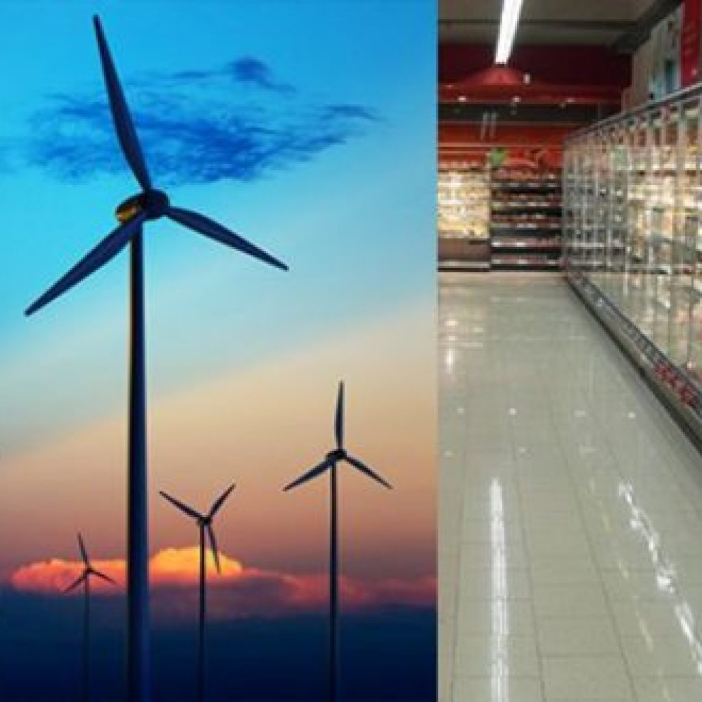 Accidental discovery could save supermarkets huge amounts of electricity