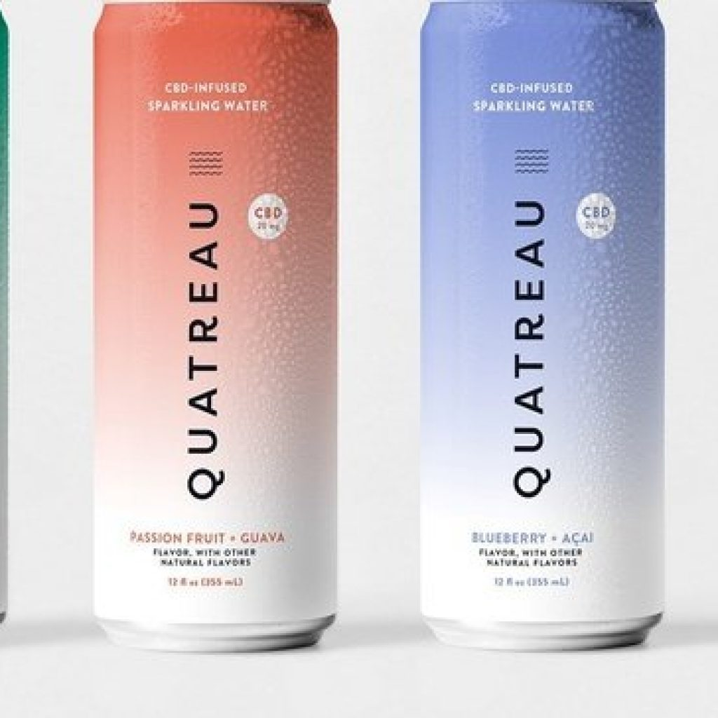 Canopy Growth to sell CBD-infused sparkling water online in US