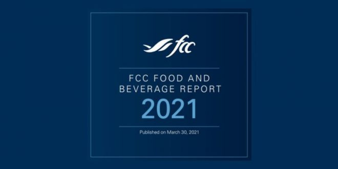 FCC report shows opportunity in changing food and beverage trends