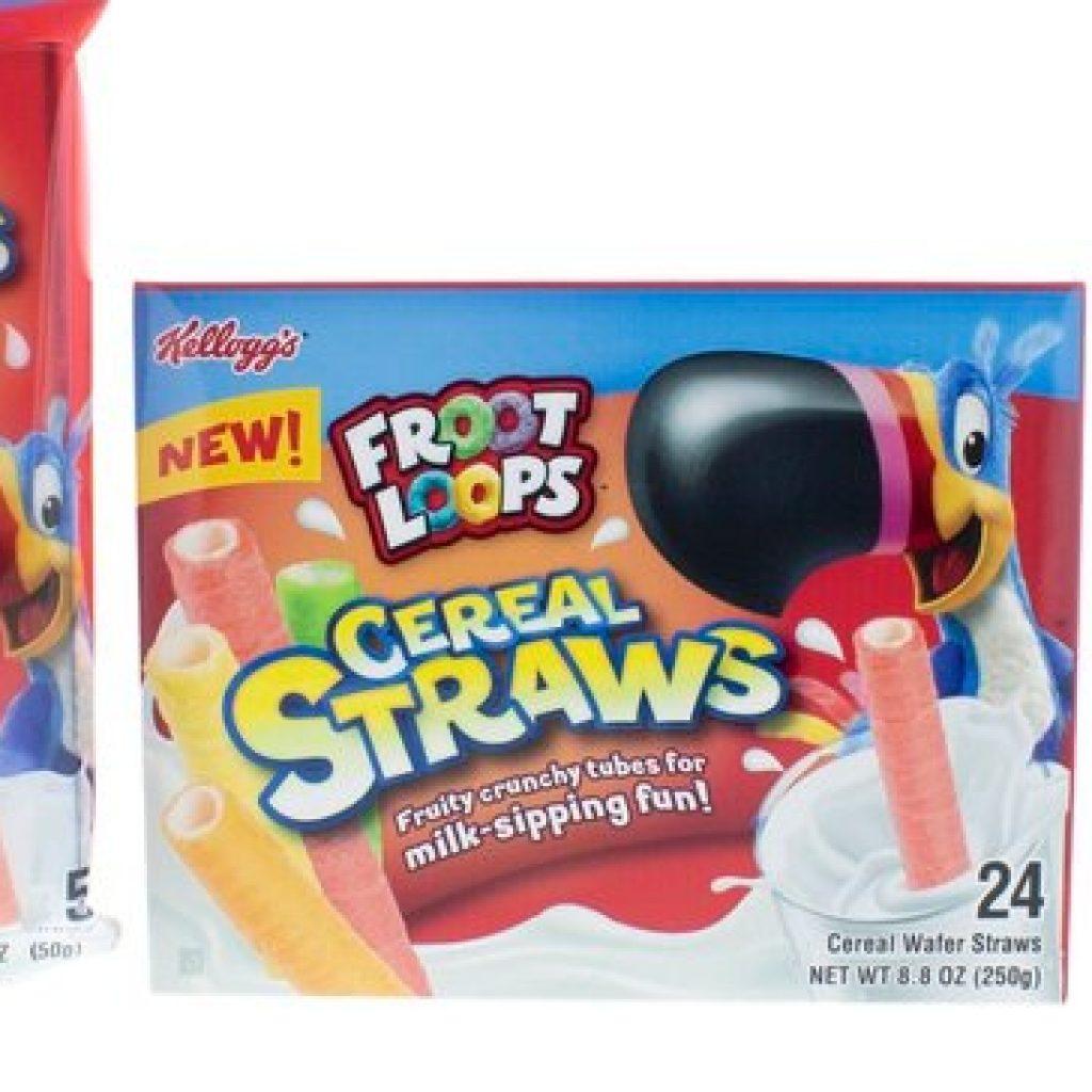 Kellogg revives Cereal Straws after 12-year hiatus
