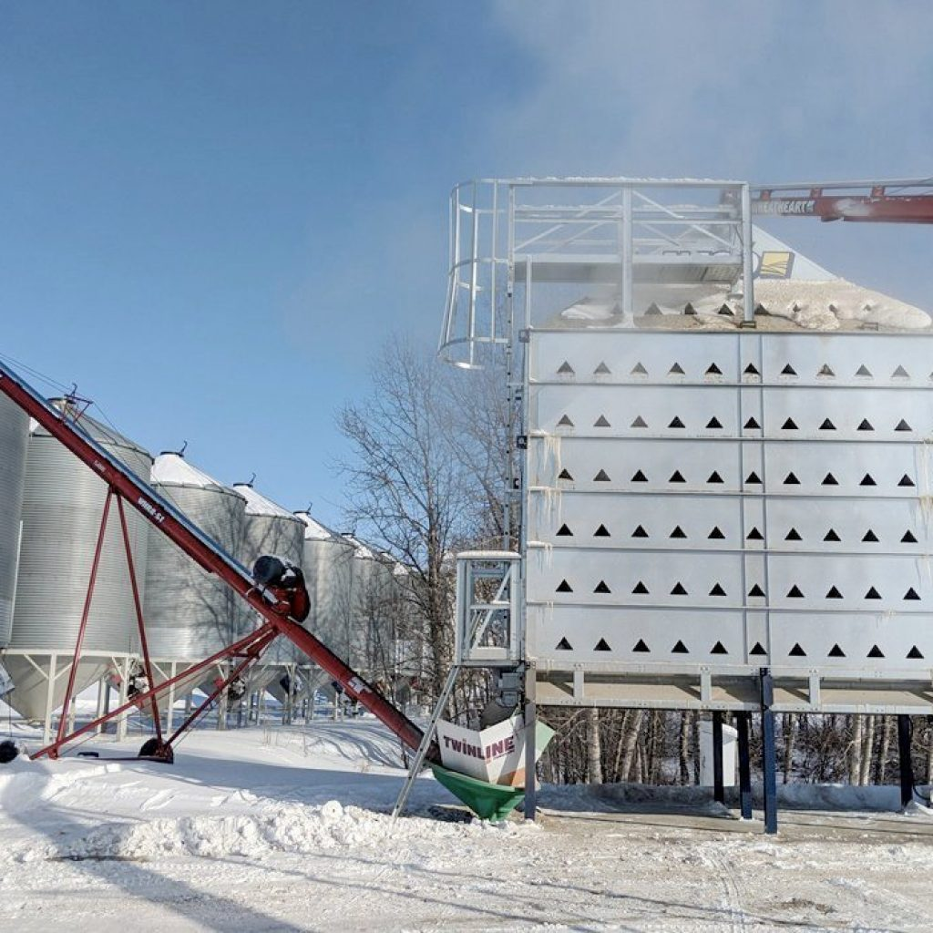 MP defends grain drying bill at committee