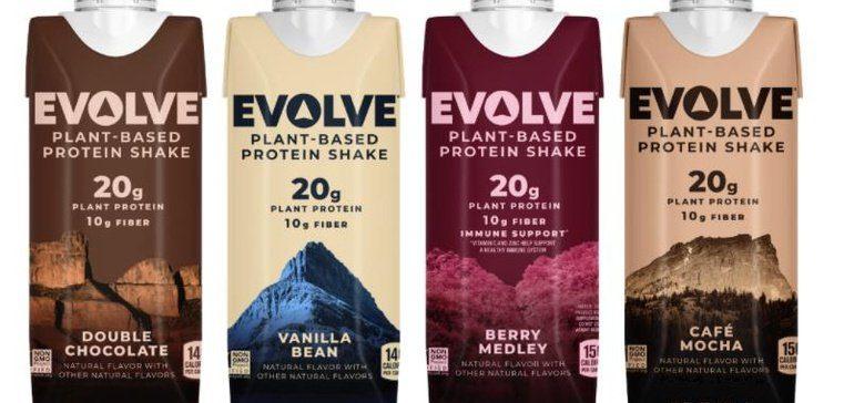PepsiCo overhauls Evolve in bid to make plant-based brand 'a household name'