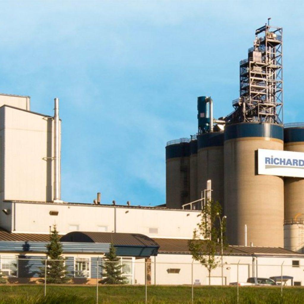 Richardson to double crush capacity at Yorkton plant