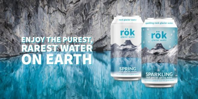 RÖK GLACIER WATER TO LAUNCH LOCALLY CRAFTED BEERS AND HARD SODAS