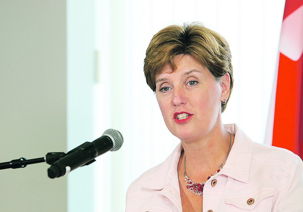 """""""Let's set the record straight here: our offer to boost the compensation rate is still on the table,"""" Bibeau said in an emailed statement. """"It's up to prairie provinces to step up with their fair share so the funds can flow to Canadian farmers."""""""
