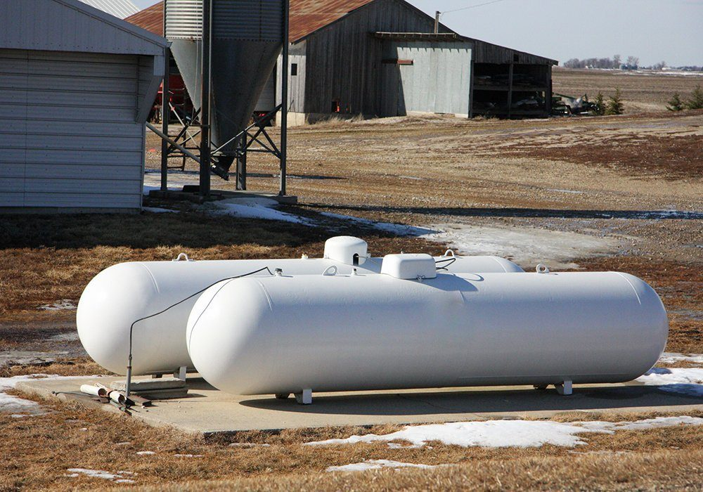 Farmers had asked for the tax on natural gas and propane to be exempt from Ottawa's price on pollution after skyrocketing costs from drying grain during the wet harvest of 2019.