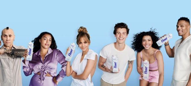 Celebrity-favourite Flow Alkaline Spring Water LaunchesNew Spring 2021 Advertising Campaign
