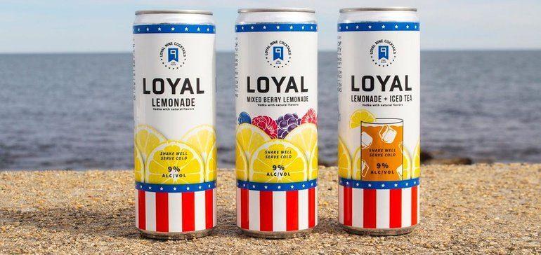 Diageo buys RTD vodka cocktail brand Loyal 9