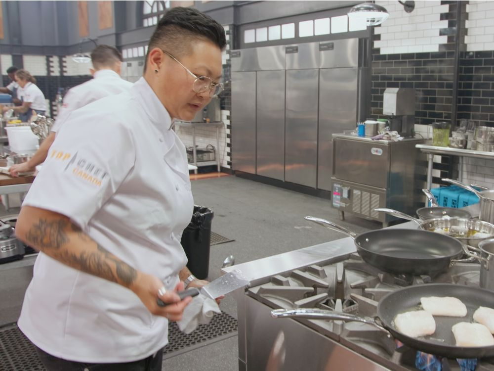 Four B.C. talents among those vying for Top Chef Canada title