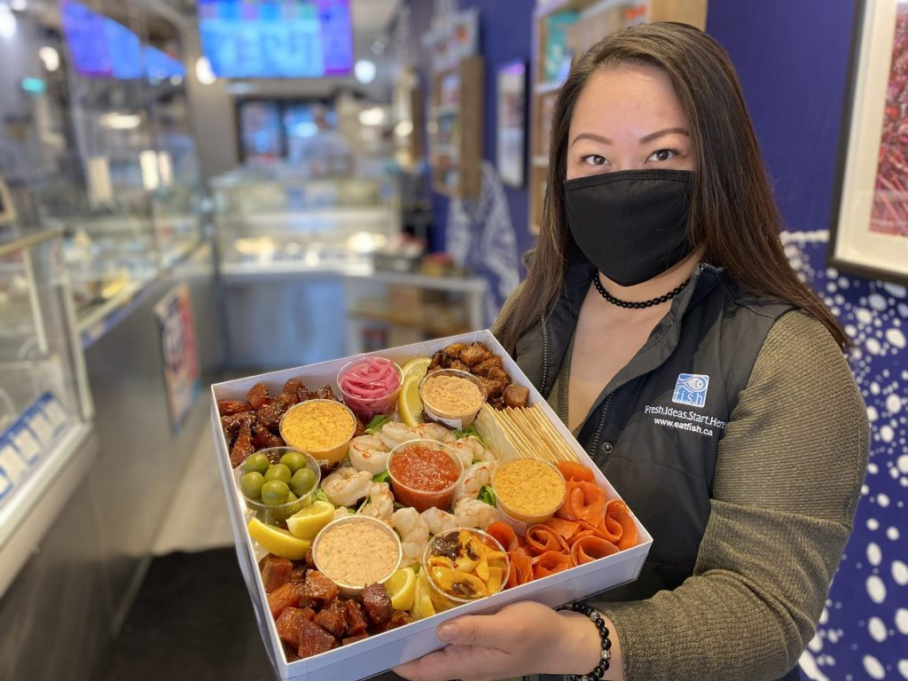 Go f.i.s.h.-ing at Vancouver shops for delicious seafood meals to go
