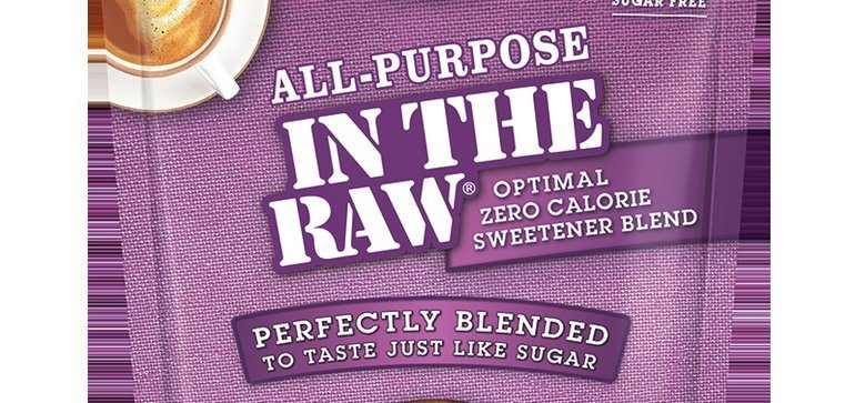 In The Raw natural sweetener blend aims to be a direct substitute for sugar