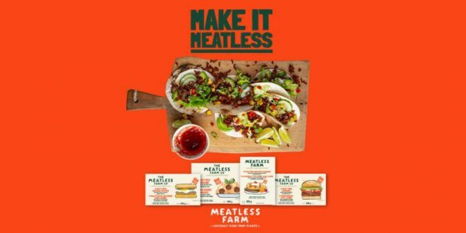 Meatless Farm Launches New Range of Plant-Based Products at Metro in Ontario