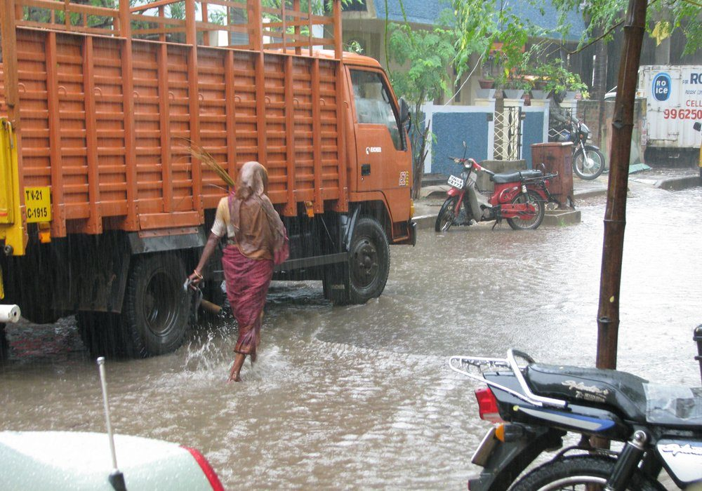 The Indian Meteorological Department anticipates that June to September rainfall will be 98 percent of the country