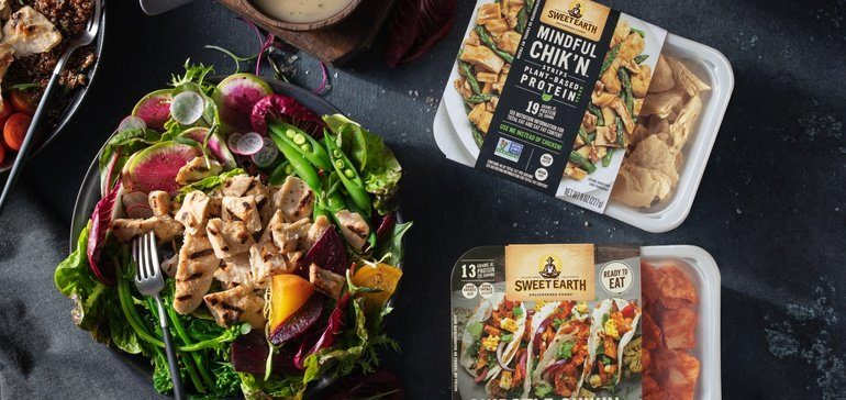 Nestlé's Sweet Earth riding 'the chicken wave' as demand for plant-based offerings grows