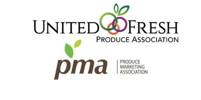PMA and United Fresh to Create New Global Trade Association
