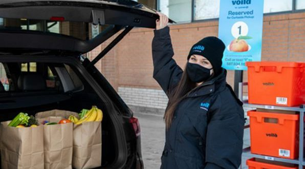 Voilà by Safeway curbside pickup service now available in Alberta