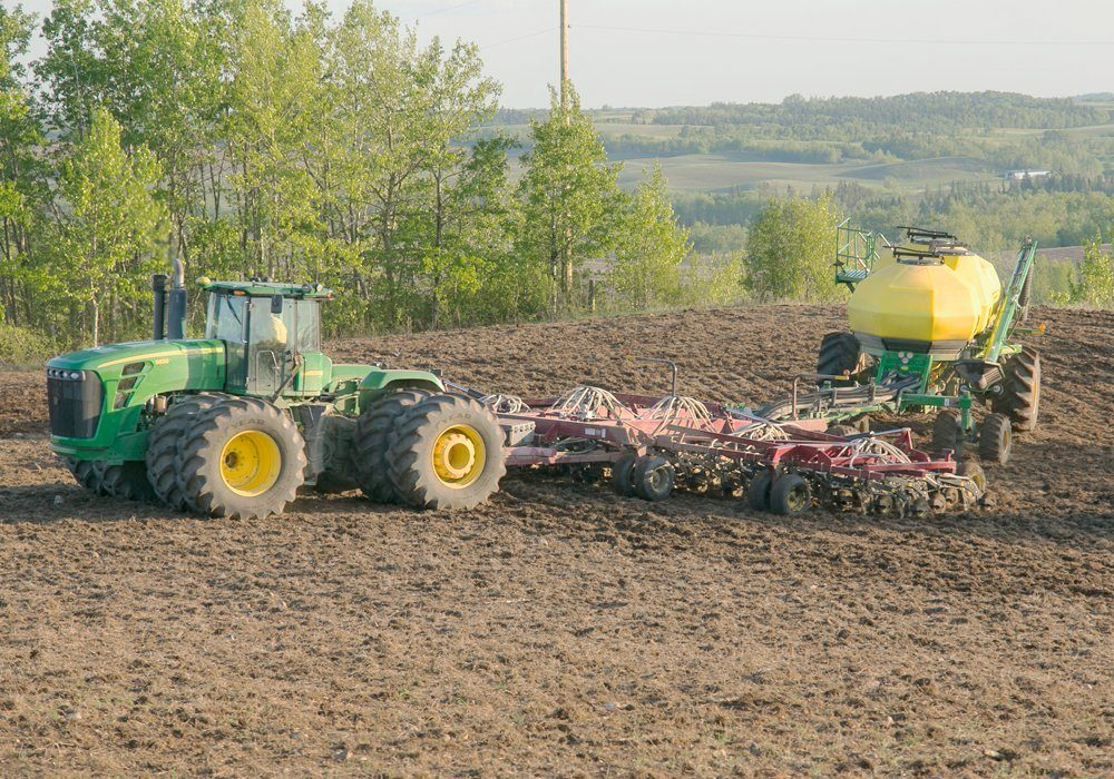 According to Statistics Canada's annual planting intentions report released last week, Canadian producers will plant an estimated 21.5 million acres of canola this spring, up nearly 750,000 acres from last year.