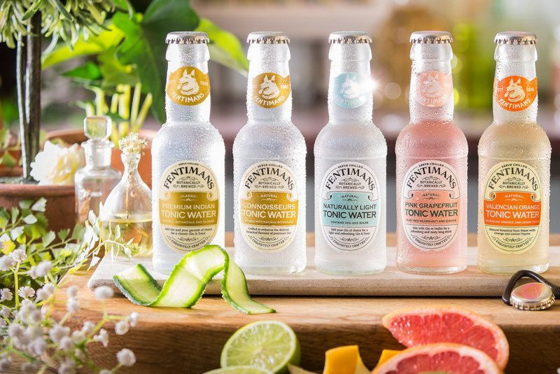Launching new Fentimans mixers in a 4x200ml pack and 500ml bottles for Canada in June 2020