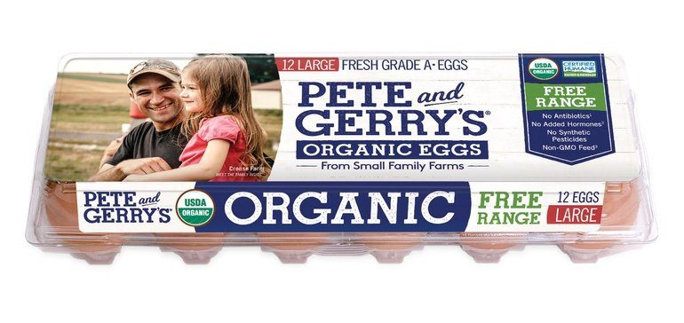 Butterfly acquires organic welfare-focused egg producer Pete and Gerry's