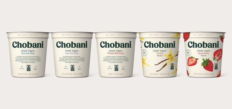 Chobani launches first-ever Fair Trade Certified yogurts