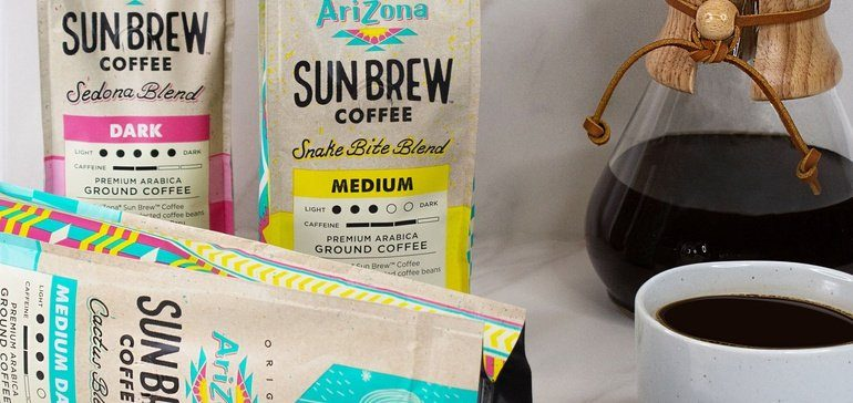 Leftovers: Arizona Beverages puts a stake in ground coffee; Honest Tea warms up to yerba mate