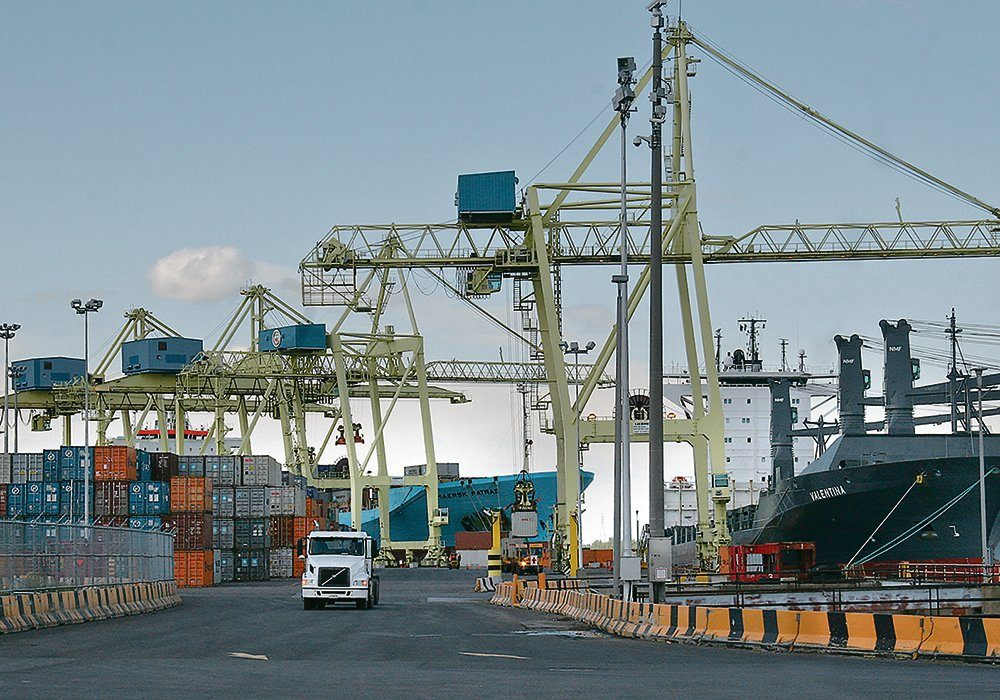 Longshoremen at the Port of Montreal have been without a contract since 2018, so the culmination in a lockout or strike was not a shock to shipping industries such as agriculture.