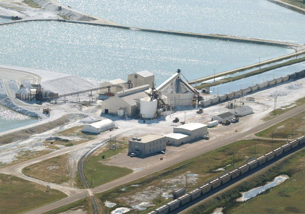 The expansion is expected to be complete in late 2023 and will allow the sodium sulfate plant to produce 150,000 tonnes of sulfate potash fertilizer, or SOP, each year. This is a new product for the company and will combine sodium sulfate with Saskatchewan-produced potash.