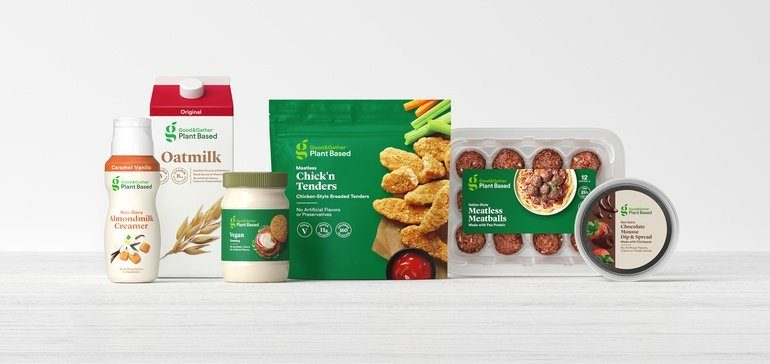 Target launches Good & Gather Plant Based