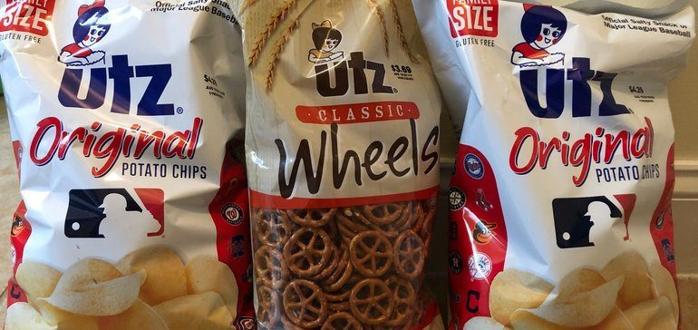 Utz to buy chip supplier for $41M in move to cut costs and grow its brands