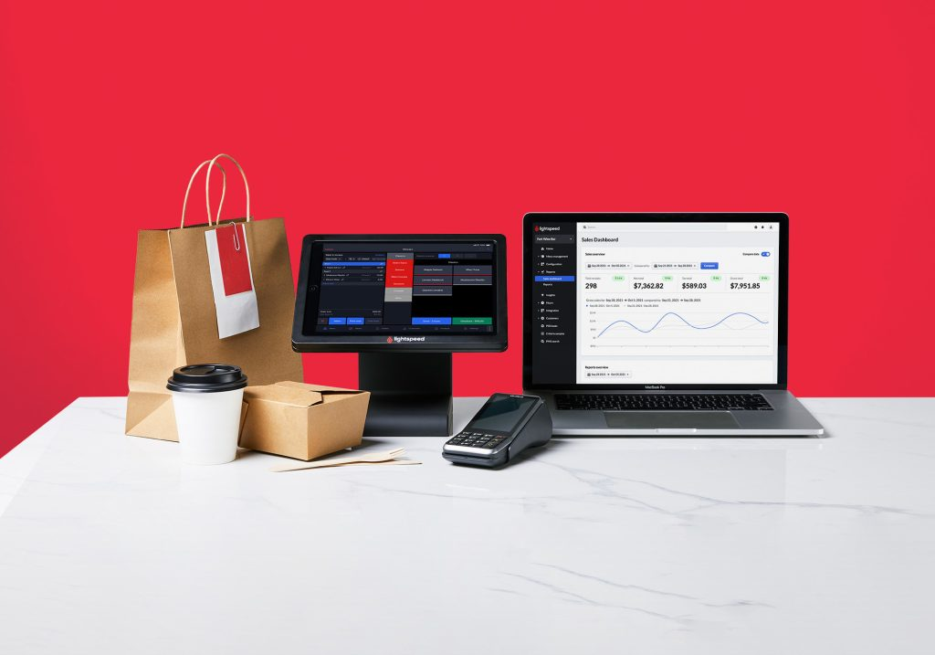 Lightspeed launches new hospitality commerce and point-of-sale restaurant platform