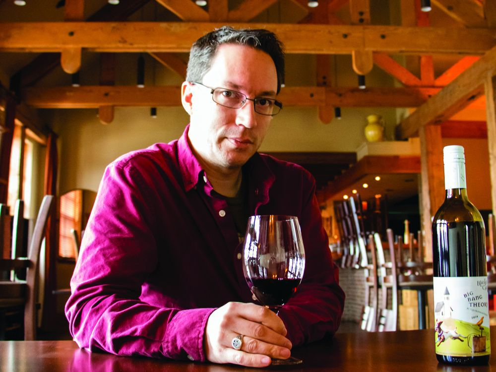 New book a go-to guide to B.C. wine for 'sipsters'