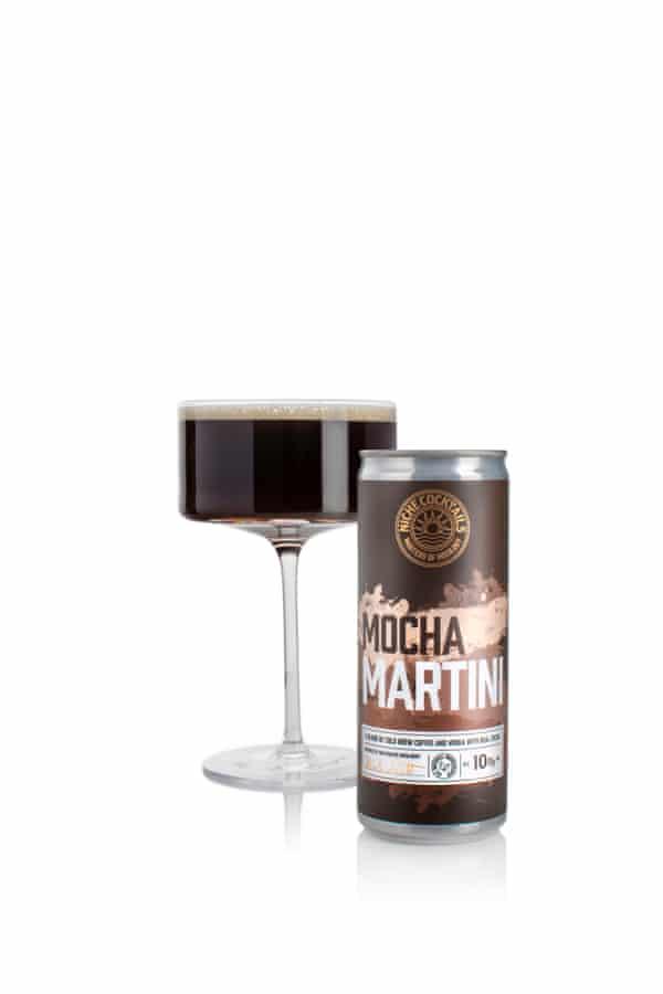 Niche Mocha Martini.