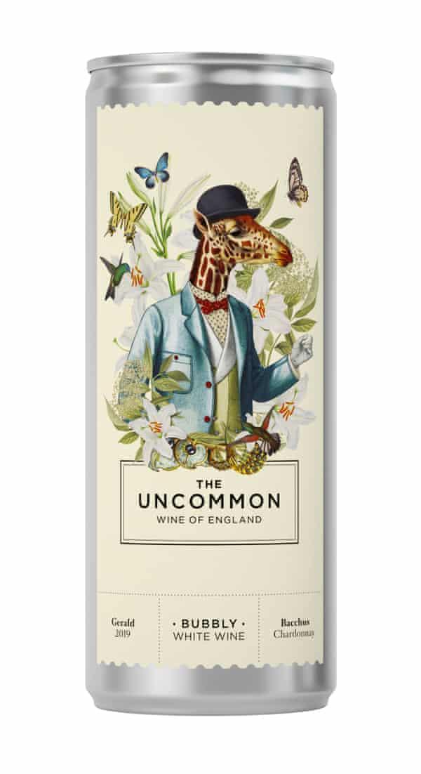 The Uncommon Bubbly White Wine.